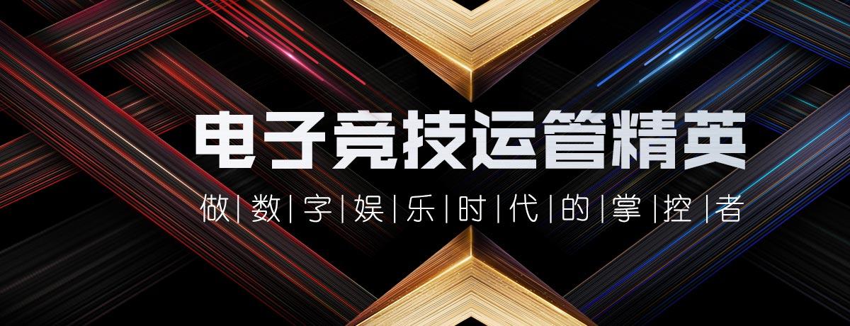 电子竞技应用-重庆新华电脑学校