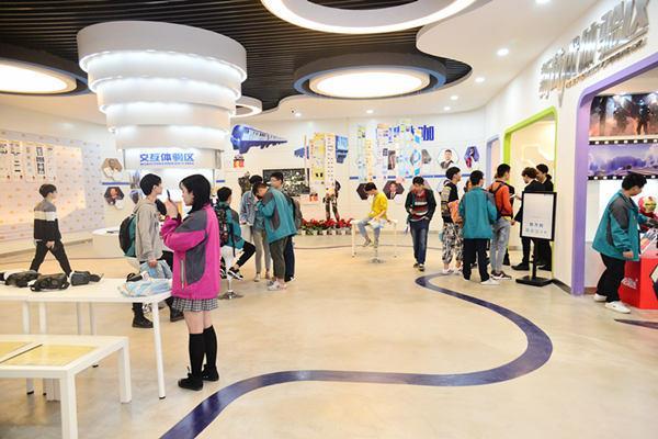 重庆职业技术学校,互联网技术学校