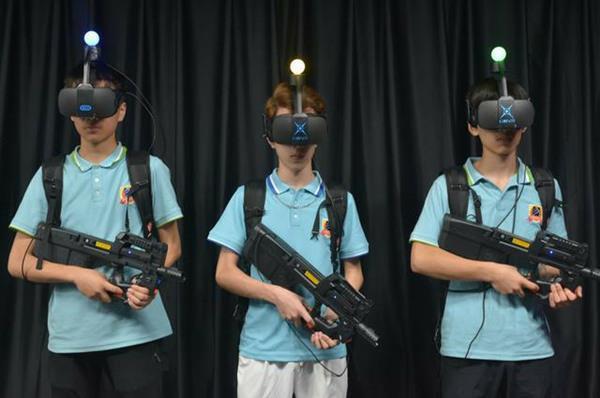 WVA2018电竞联赛新华战队