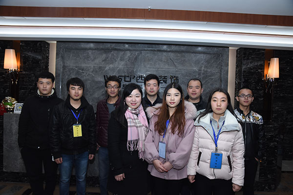 重庆新华电脑学校2016年终就业回访暨企业开拓