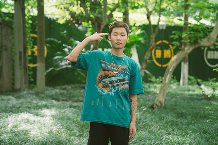 【新生故事】谭渝耀:你的努力,就是改变人生最大的底气