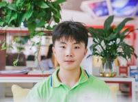 【新生故事】张人文:学影视动漫 逐梦在新华