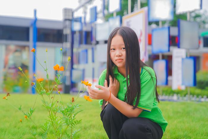 【新生故事】郎欢:一步一脚印 创造梦想未来