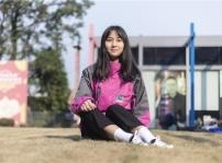 【新生故事】杨艳:在新华改变自己 突破自我