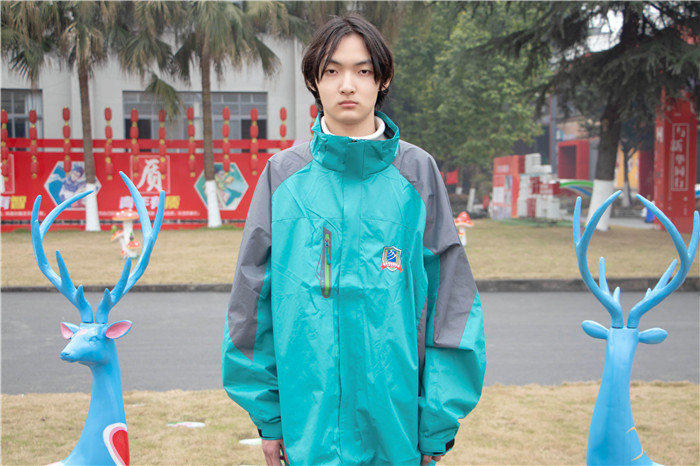 【新生故事】刘美泽滨:做一个有担当 有责任感的班长