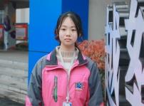 【新生故事】欧黄莉:我放弃轻轨专业 选择转学到新华