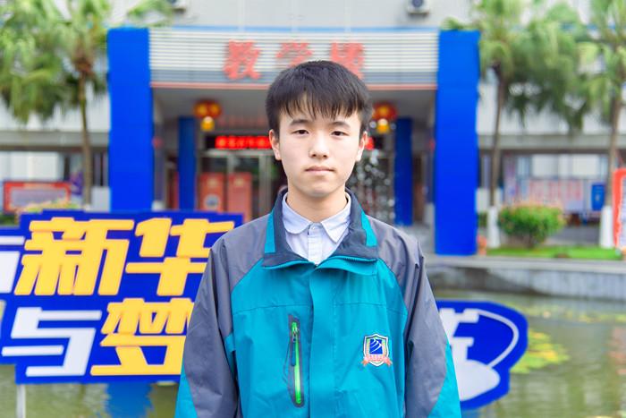 【新生故事】赵耀熙:梦想成为一名电竞解说员