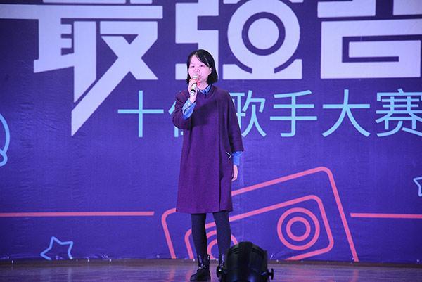 巅峰对决 新华最强音十佳歌手总决赛火力全开