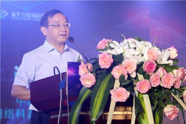 国科学院网络科普联盟秘书长肖云
