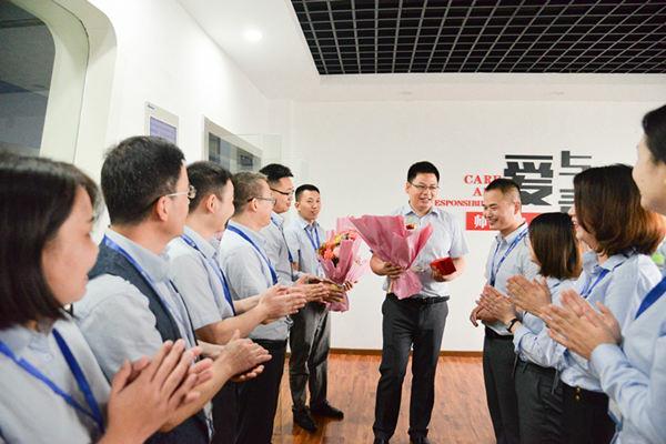 重庆新华电脑学校教师节