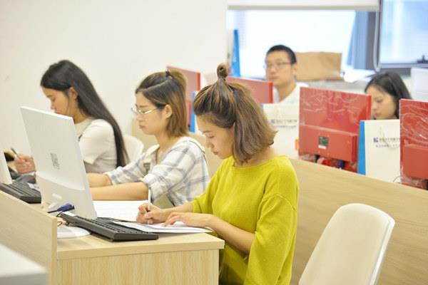 重庆新华电脑学校与重庆蓁木室内设计有限公司