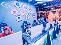 重庆新华电脑学校第一届CS:GO八强赛激烈开战