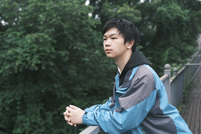 【新生故事】梁寨鸿:坚持是我未来走向成功的唯一捷径
