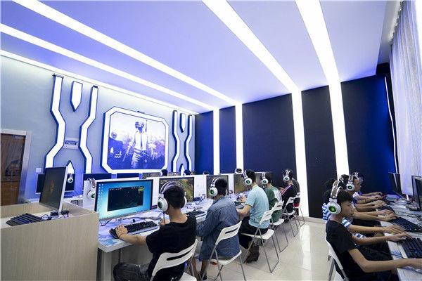 电子竞技已成为巨大的新兴产业