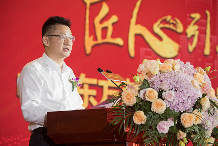 中国东方教育集团董事会主席致辞