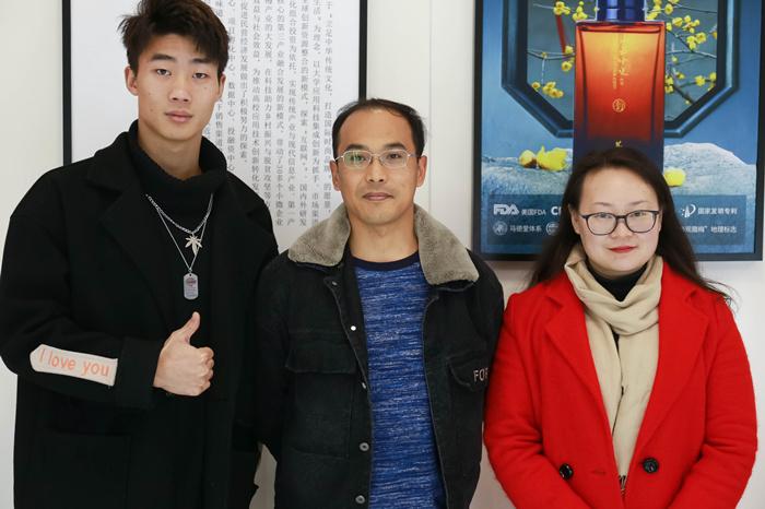 重庆新华暖冬就业回访之菩璞生物科技