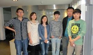 就业回访-重庆新华电脑学校