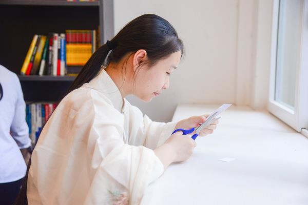 书香新华 最美书签 让阅读时光更美丽
