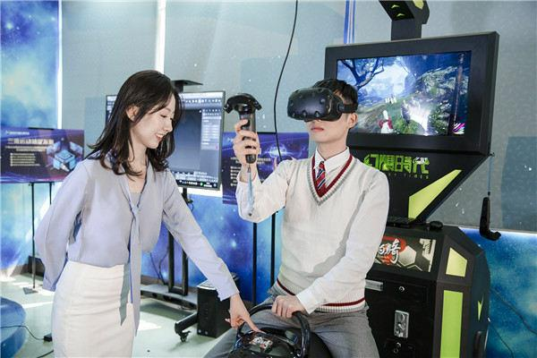 重庆新华全国品牌日暨职业教育活动周盛大开启