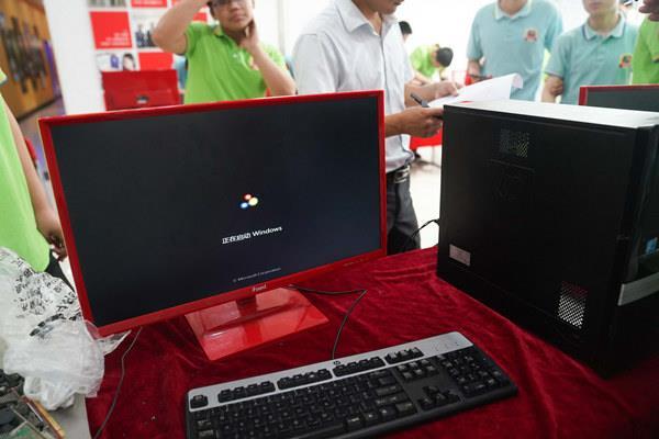 重庆新华电脑学校计算机组装