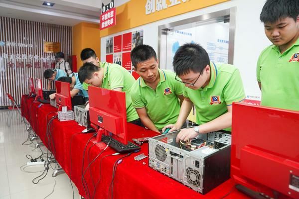 计算机组装比赛