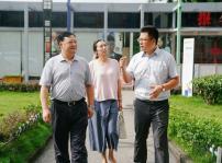 重庆市退役军人事务局领导到重庆新华调研