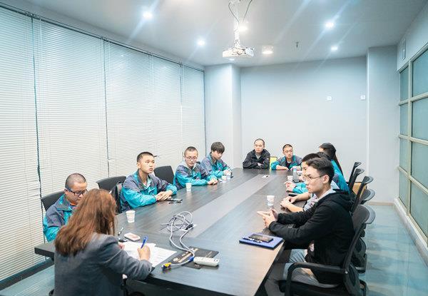 产教融合 知行合一 重庆新华学子重庆淘亿科技有限公司