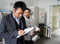 重庆新华开展学生宿舍安全卫生检查工作