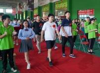 榜样的力量——新华学子母校行 分享成功经验
