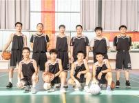 篮球友谊赛 重庆新华学子以球会友